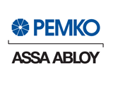 Pemko is the leading brand of specialty products for the commercial and residential building industry. Pemko Manufacturing leads the market in manufacturing Thresholds and Gasketing; Continuous Geared as well as Pin and Barrel Hinges; Sliding and Folding Door Hardware; Lites, Louvers and Door Accessories.